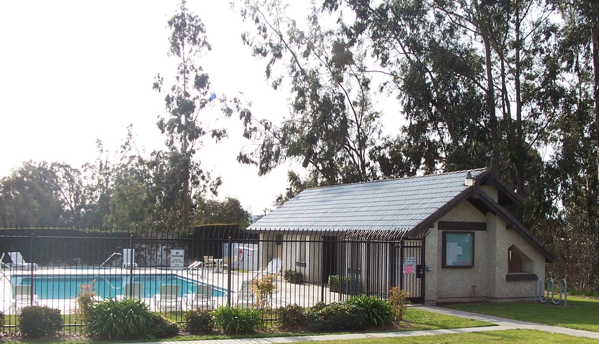 Clubhouse & Pool at Northpoint