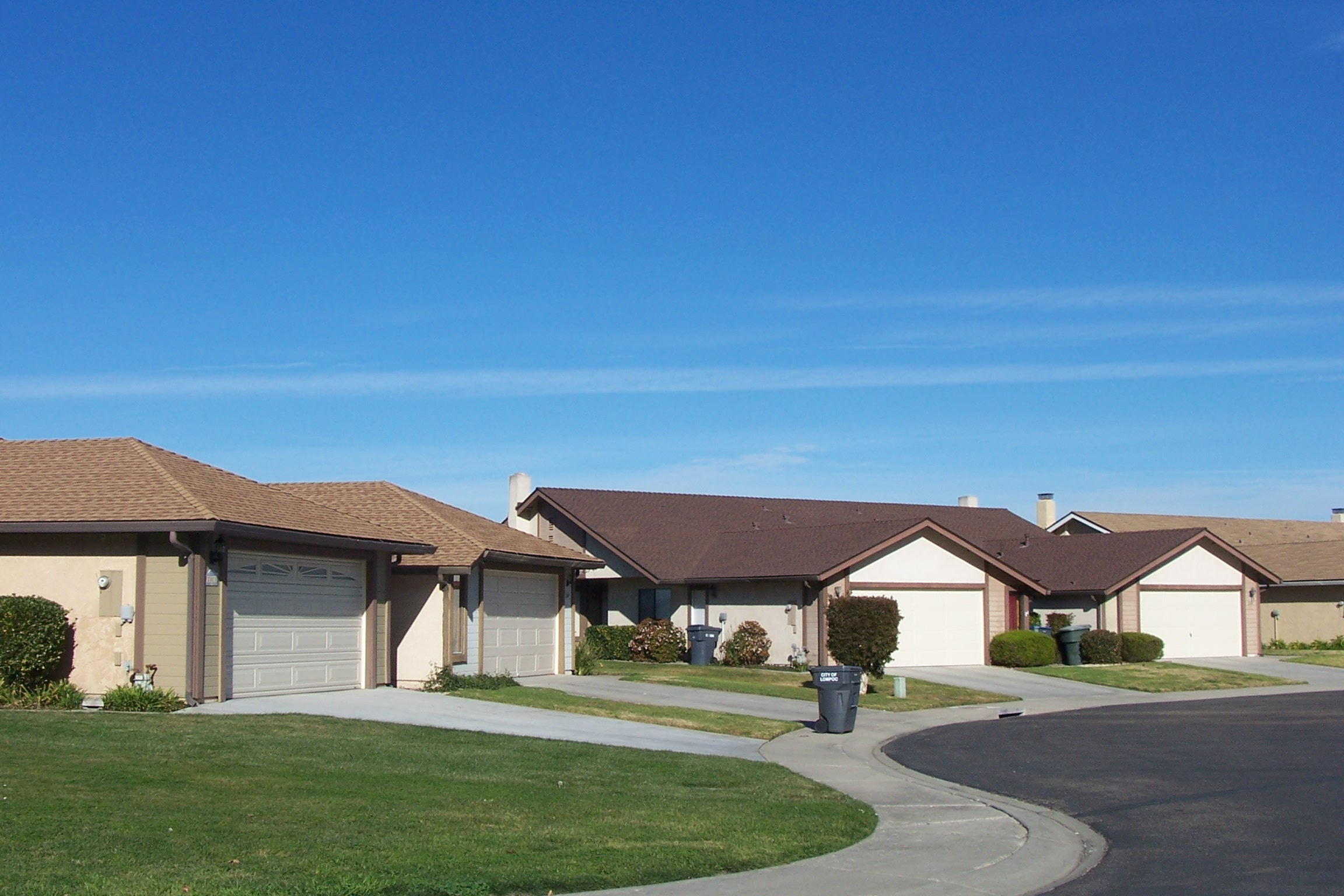 Foothill Estates Community in Lompoc CA