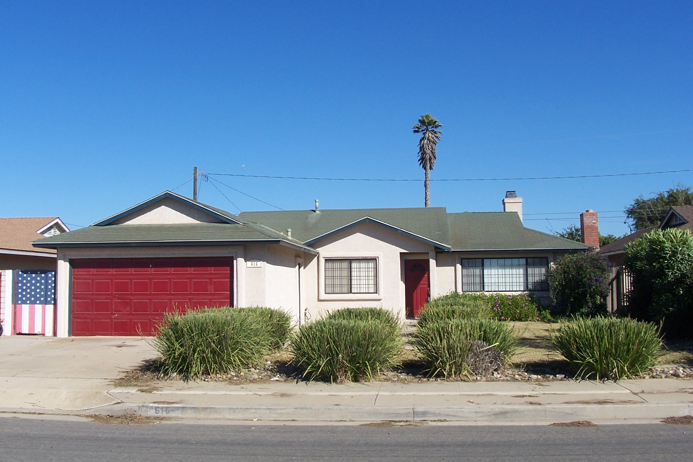 616 N Z Street in Lompoc, CA