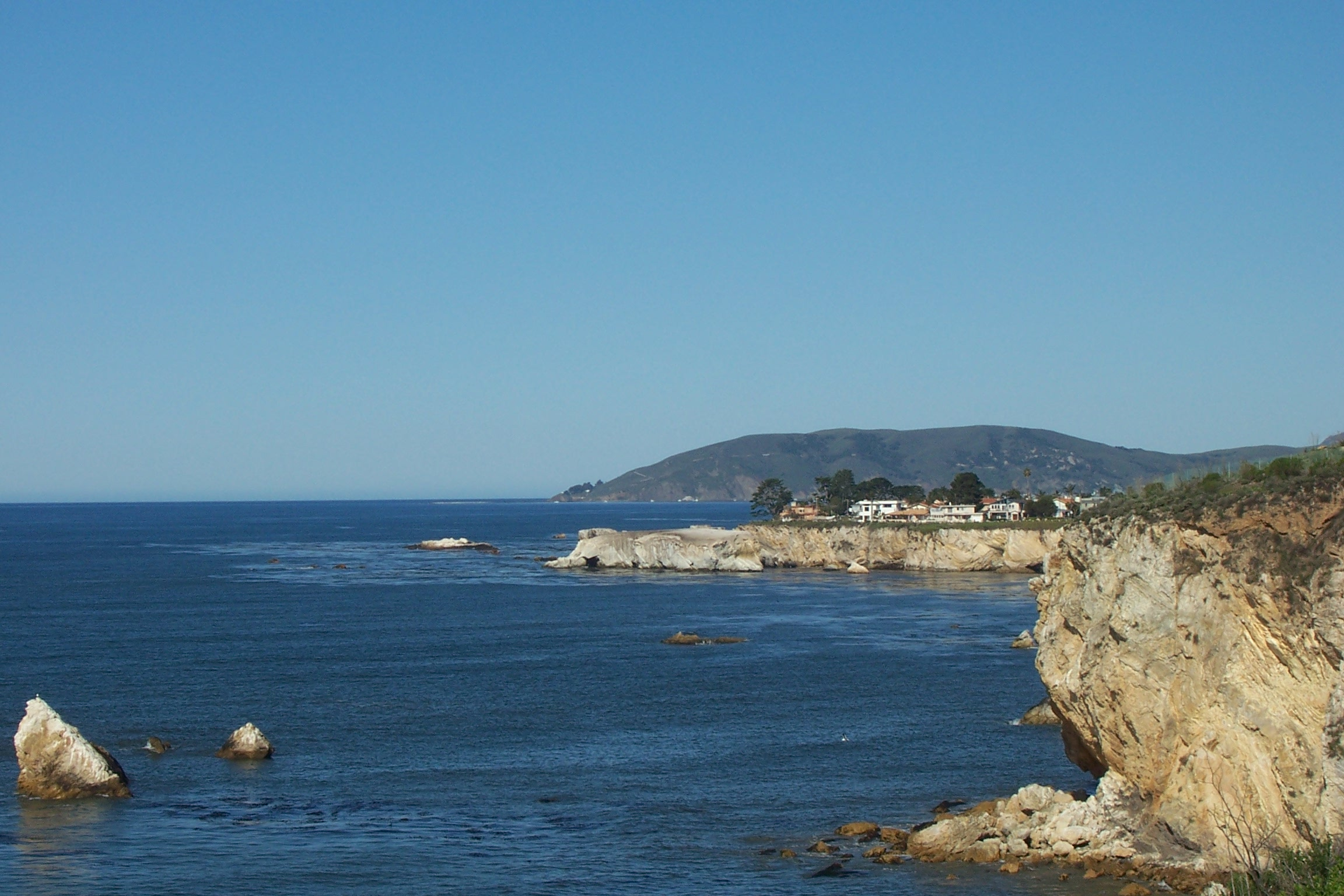 Pismo Beach Coastline