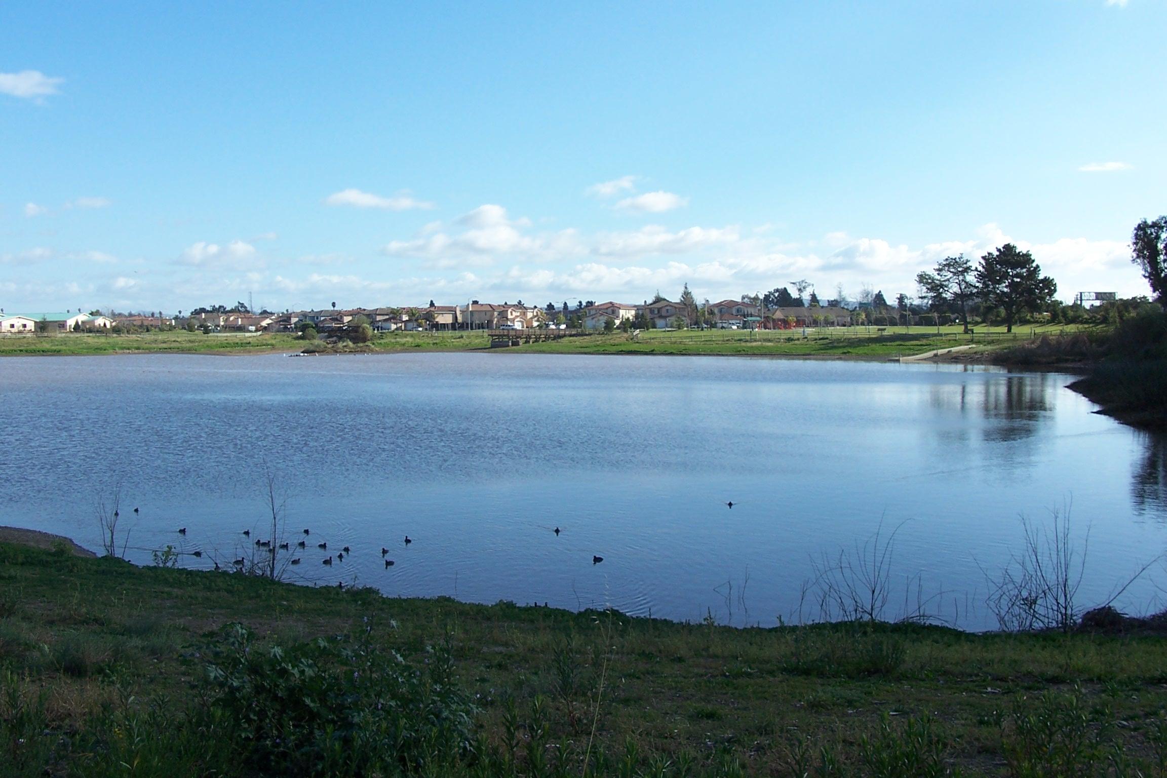 Lake at River Oaks