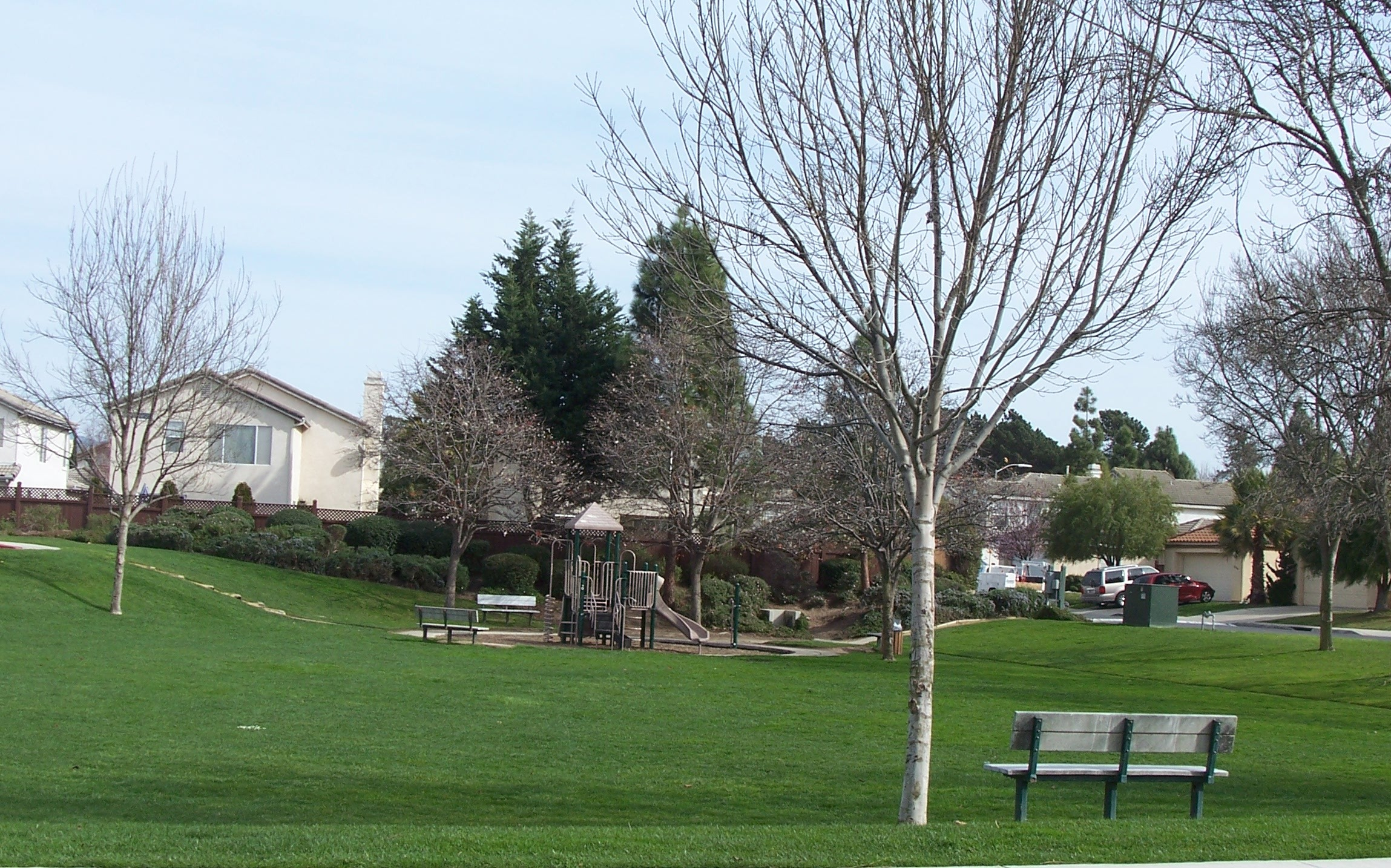 Private Park @ Hidden Pines