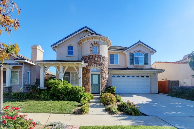 1634 Capitola Street, Santa Maria, CA 93458 Pacific Crest Beauty, 4 Bedroom Home For Sale