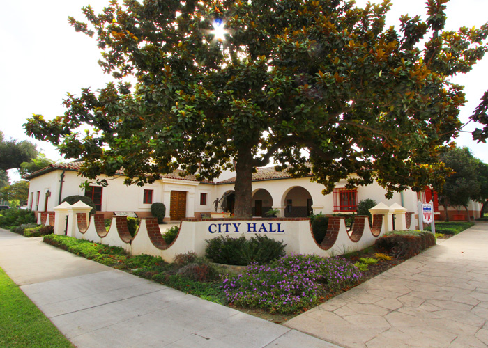 City Of Santa Maria City Hall